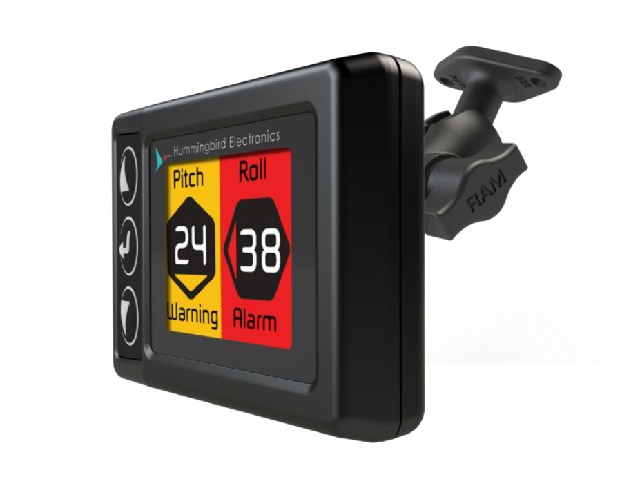 Dual Axis Compact Inclinometer HMDS0500