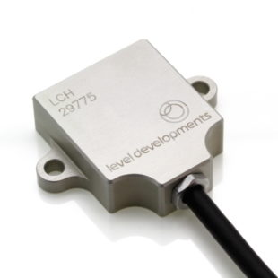 Low Cost Dual Axis Inclinometer 0-10V Output
