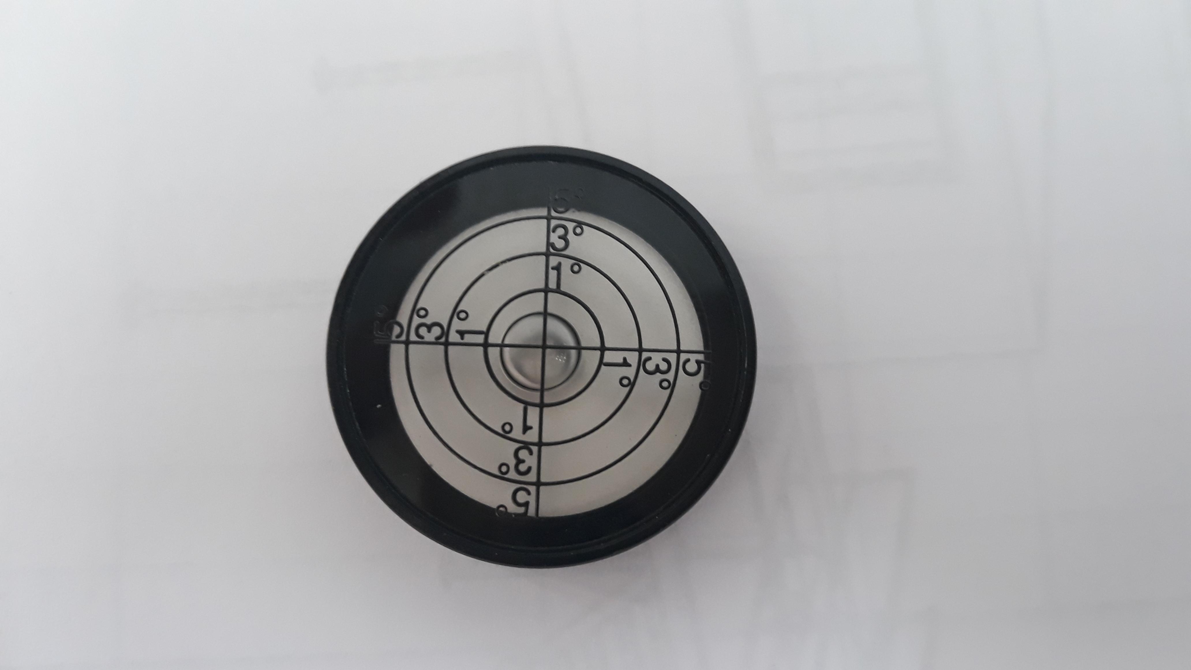Bubble 0-5degree 30mm x 8mm