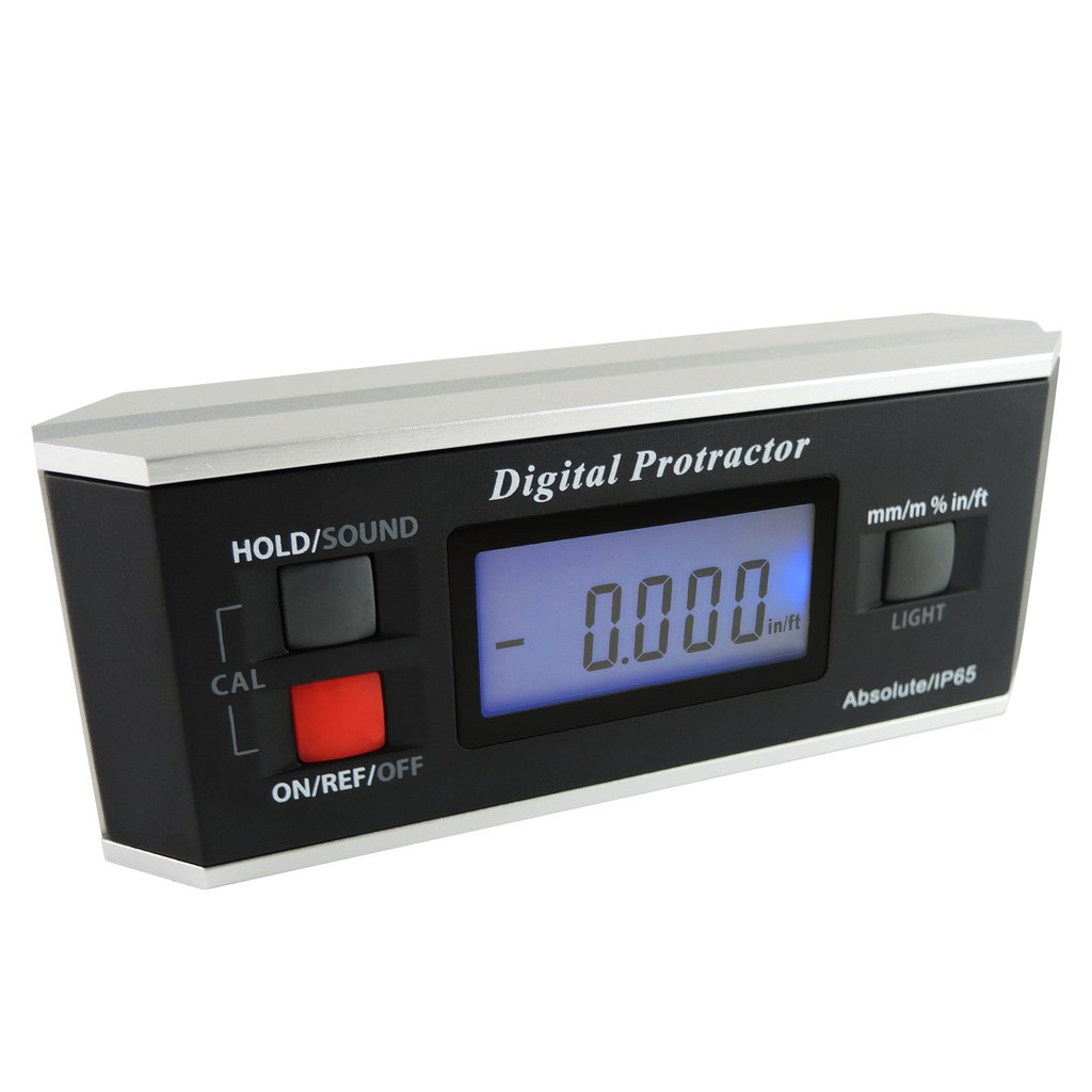 Digital Protractor with Backlight AG-82413B